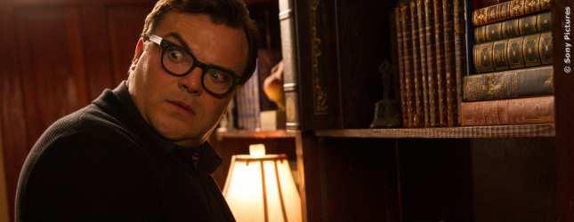 Jack Black spielt in Gänsehaut einen Autor, der ein ein dunkles Geheimnis hat!