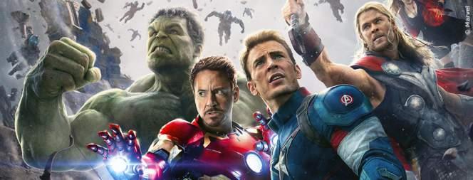 Die Top 10 coolsten Superhelden im Kino