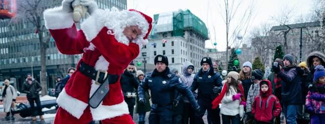 Billy Bob Thornton in der Weihnachtskomödie Bad Santa 2