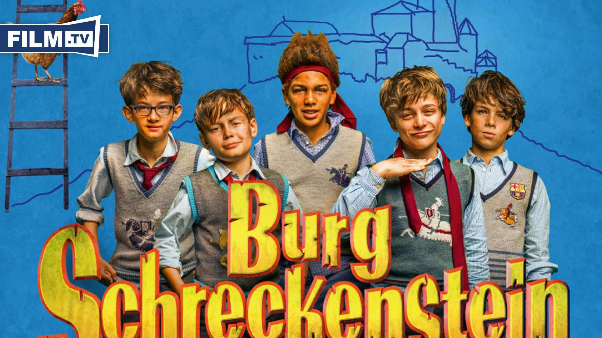 Burg Schreckenstein Film