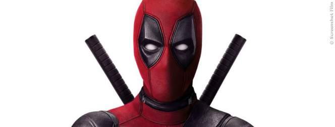 Super cool und um keinen Spruch verlegen: Deadpool!