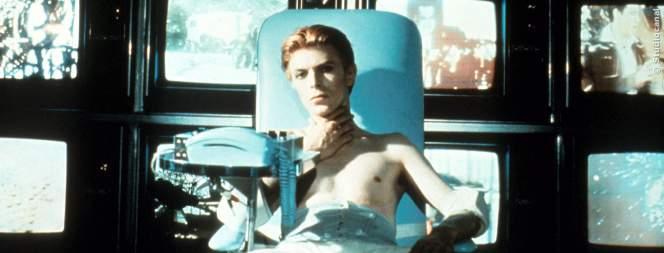 David Bowie als Der Mann Der Vom Himmel Fiel