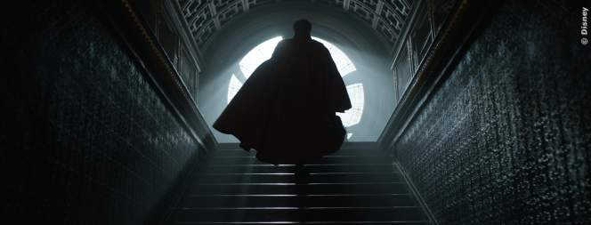 Benedict Cumberbatch als Marvels neuer Kino-Superheld DOCTOR STRANGE