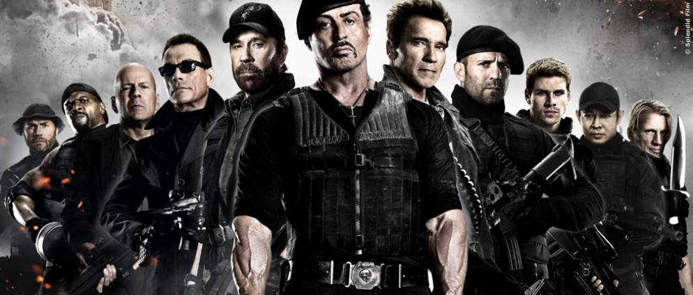 """Star aus """"Transformers"""" auch in """"Expendables 4"""""""