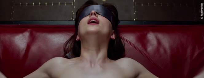 Fifty Shades Of Grey: Die heissesten Momente