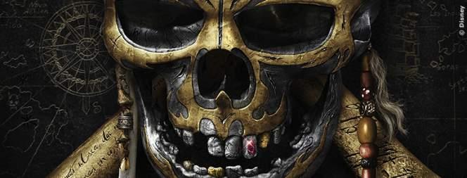 Fluch Der Karibik 5 mit Johnny Depp als Captain Jack Sparrow kommt im Mai 2017 ins Kino.