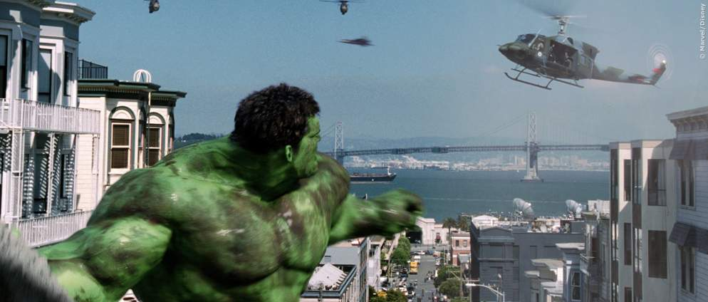 Marvel: MCU-Hulk eventuell in She-Hulk dabei