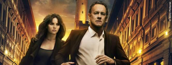Robert Langdon wird wieder gejagt im Film Inferno