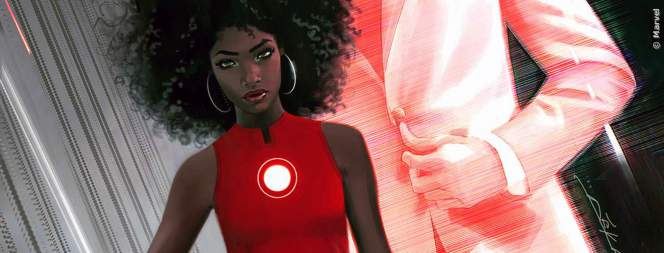 Ironheart: Neue Marvel-Heldin gibts schon als Porno