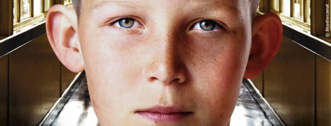 Ernst Lossa als kleiner Junge in den Fängen der Nazis
