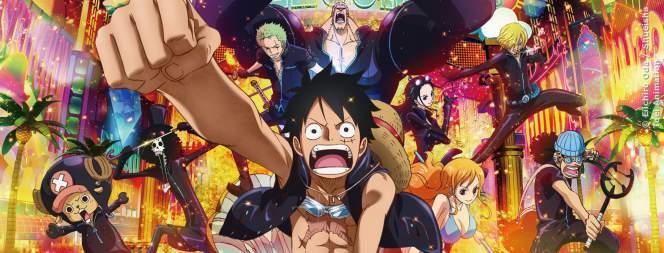 One Piece Der Film Deutsch
