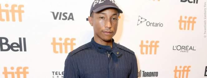 Pharrelll Williams machte schon den Soundtrack zum Minions-Kinofilm