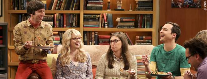 Big Bang Theory: Quiz zur Serie