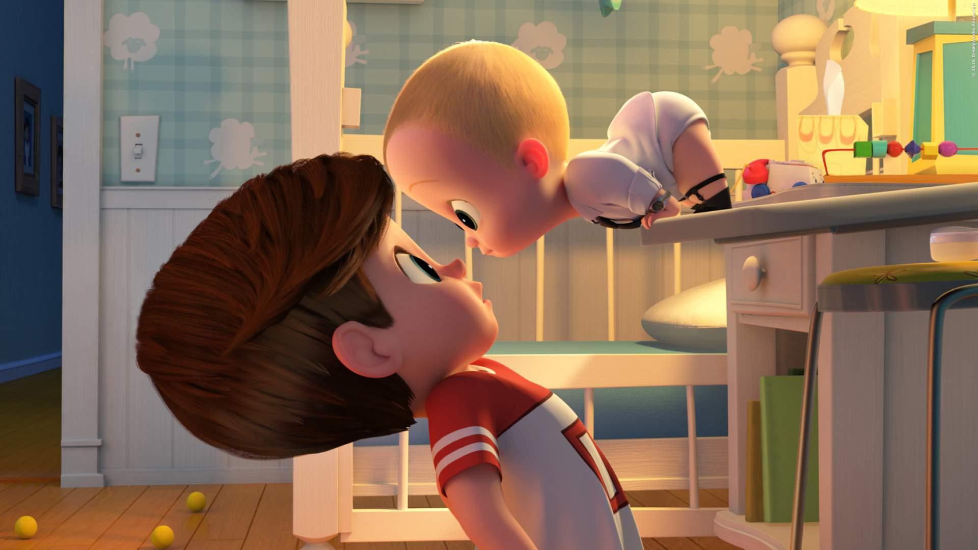 Boss Baby Trailer - Bild 1 von 4
