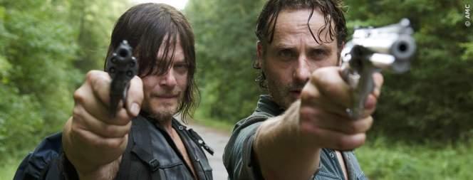 The Walking Dead Staffel 8: Deutschland Start