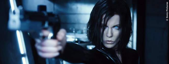 Kate Beckinsale als Selene in Underworld 5 - Blood Wars