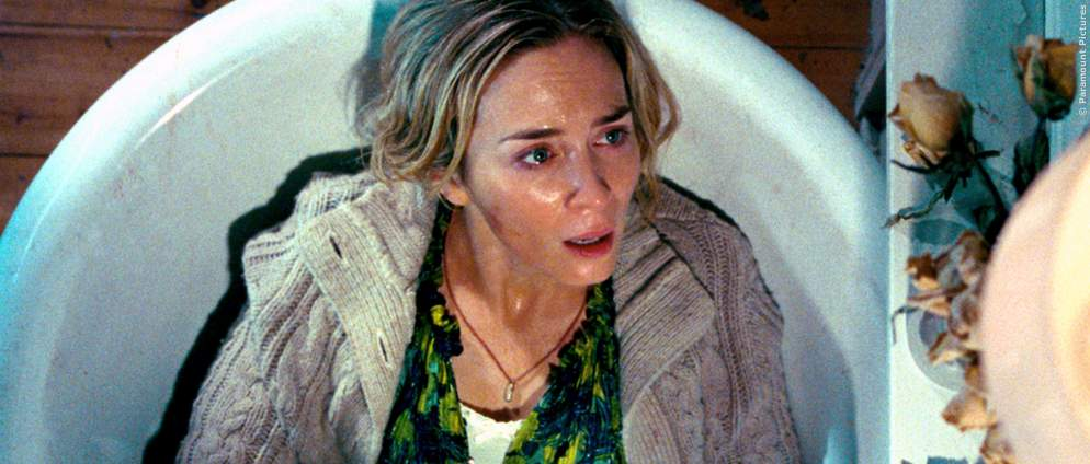 A Quiet Place Trailer: Horror-Thriller mit Emily Blunt