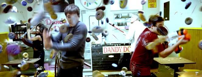 Attack Of The Killer Donuts Trailer
