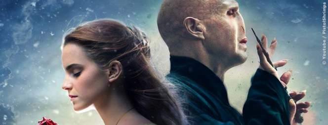 Die Schöne und Lord Voldemort Trailer