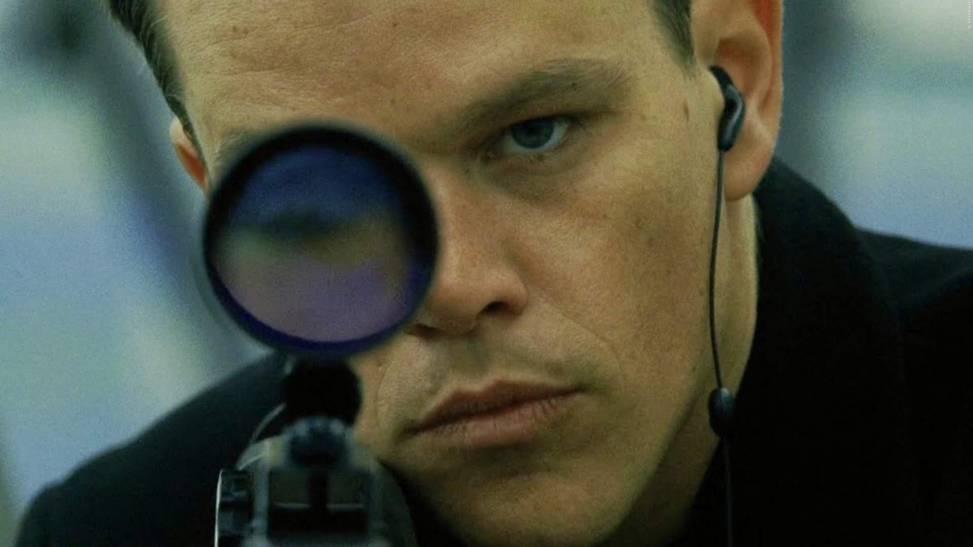 Die Bourne Reihe