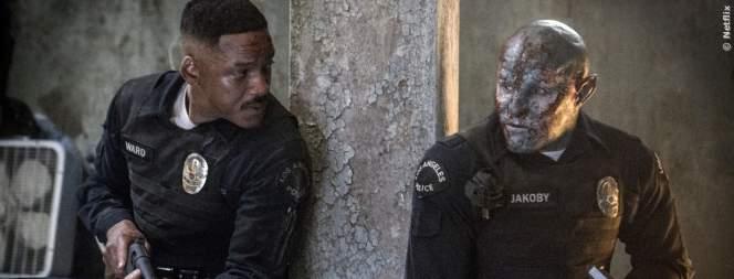 Will Smith im neuen Trailer zu Bright