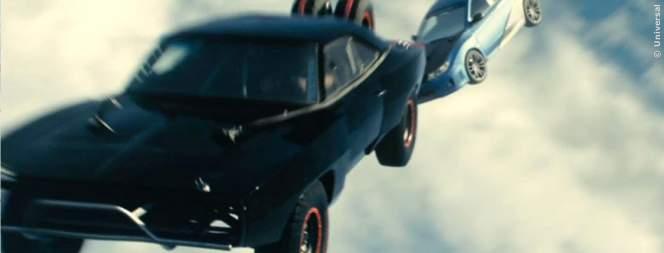 Fast And Furious mit Schwerkraft