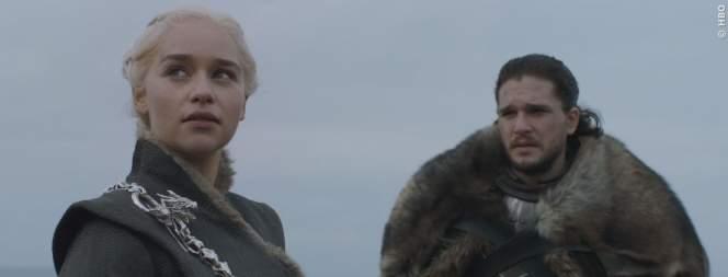 Game Of Thrones-Darsteller brechen in Tränen aus