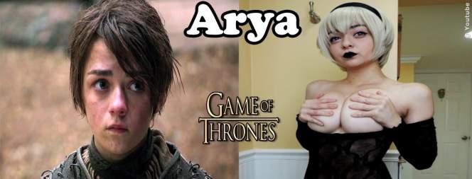 Game Of Thrones: Die Stars früher und heute