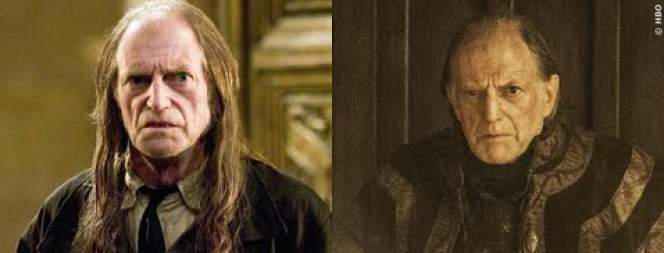 10 Harry Potter Stars bei Game Of Thrones
