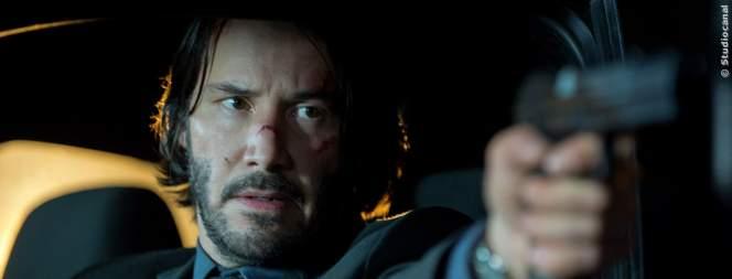 John Wick 3: Neuer deutscher Trailer mit Keanu Reeves