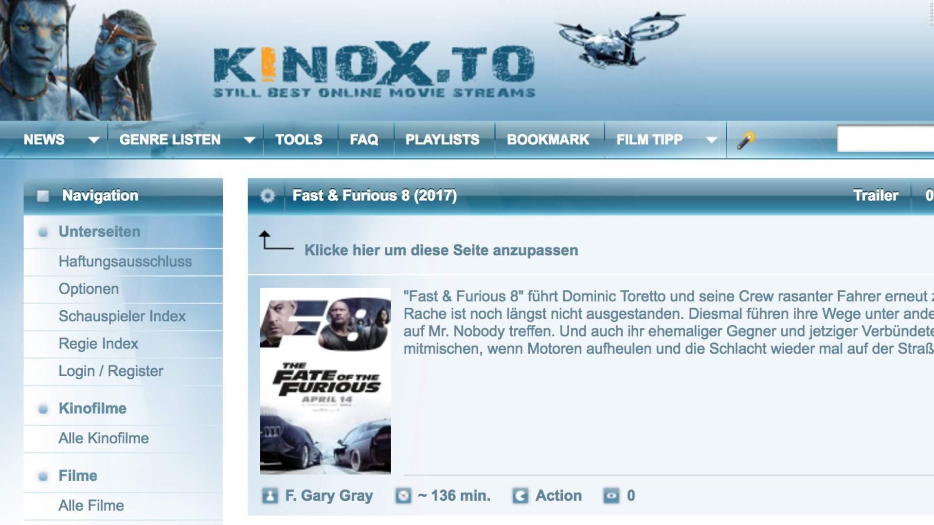 Kino X