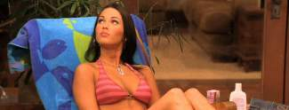 Megan Fox in 2 And A Half Men - Best of