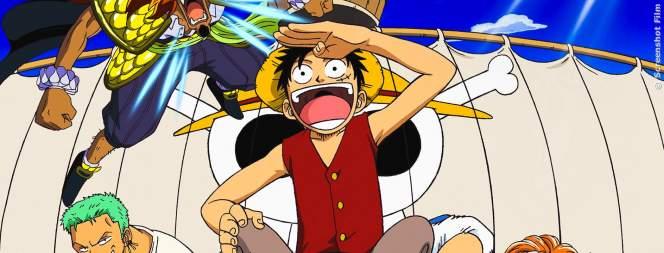 One Piece: Neue Folgen im deutschen Free-TV