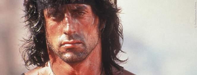 Quiz: Erkenne alle Action-Filme der 80er