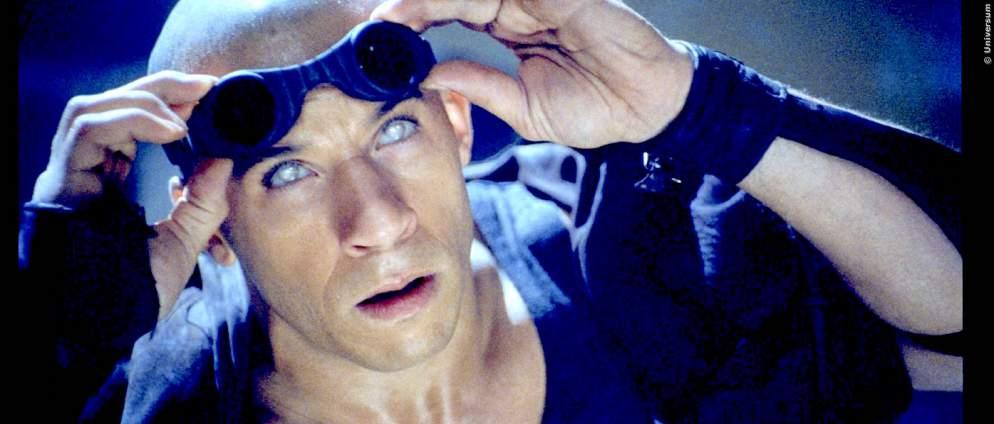 Riddick 4: Vin Diesel präsentiert fertiges Drehbuch