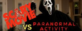Scary Movie verarscht Paranormal Activity
