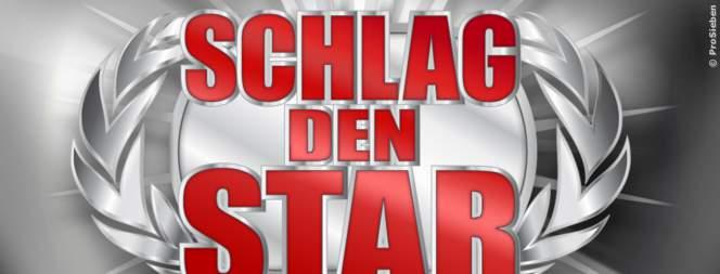 Schlag Den Star Logo