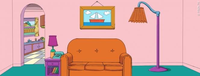 Quiz: Erkenne die Pro7 Serie am Wohnzimmer!
