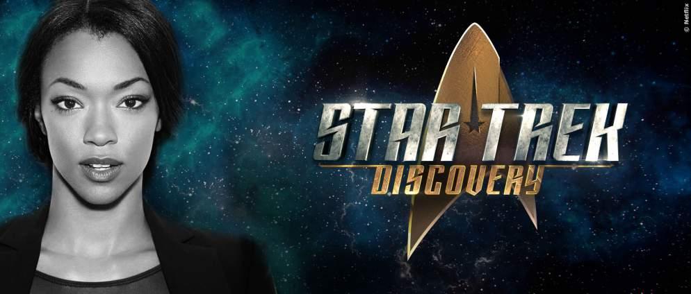 Star Trek: Discovery Staffel 3 Start auf Netflix