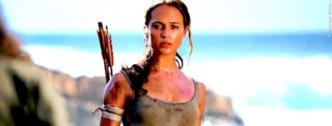 Tomb Raider-Trailer: Die neue Lara in Aktion