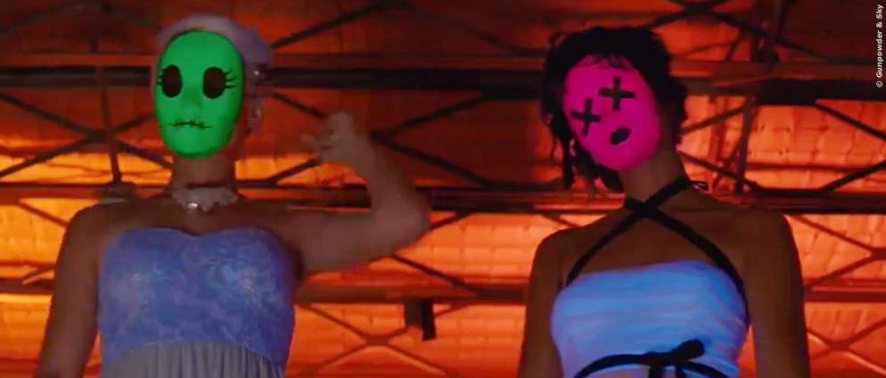 Tragedy Girls: Erster Trailer zum Horror-Slasher