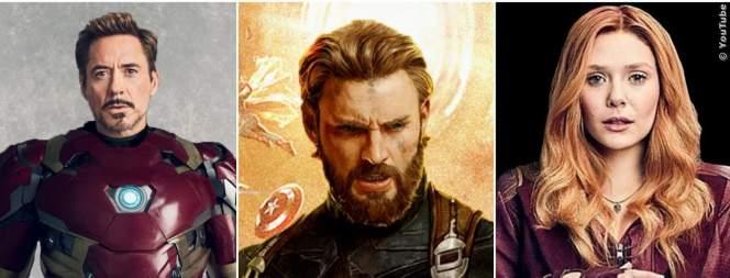 Avengers: Von Alt nach Jung