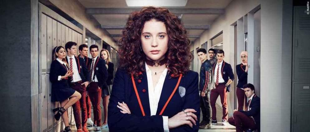 Elite Serie Netflix: Die Besetzung