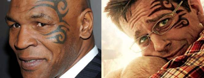 Die skurrilsten Filme mit Mike Tyson