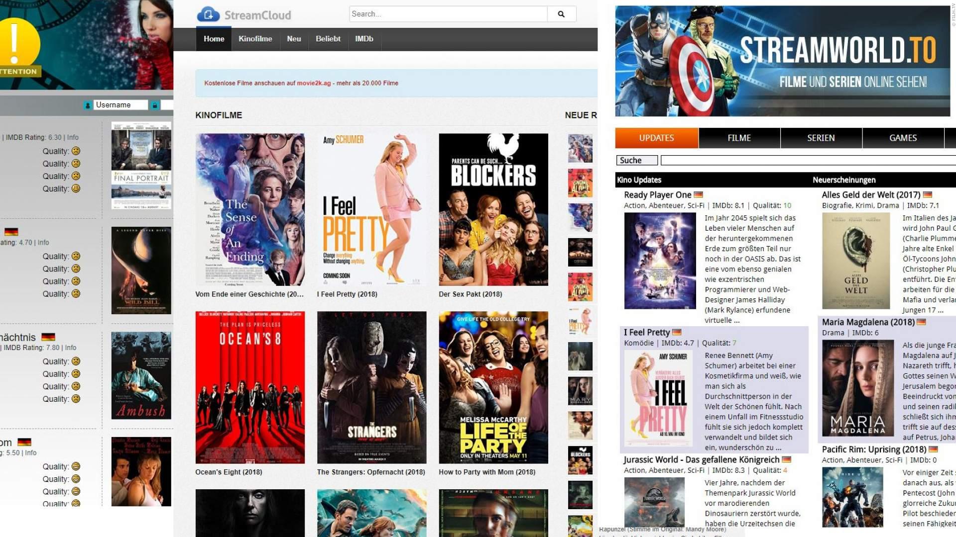 Kino 4k Legal