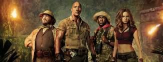Jumanji 2: Neuer Star neben Dwayne Johnson