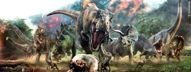 Jurassic World 3 bereitet Jurassic World 4 vor