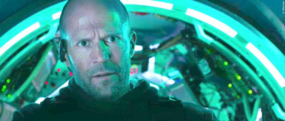 Meg: Neuer Trailer mit Jason Statham in Action
