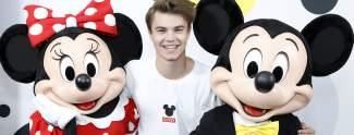 Micky Maus wird 90 - Bilder der Geburtstagsparty