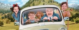 Papa Moll Und Die Entführung Des Fliegenden Hundes